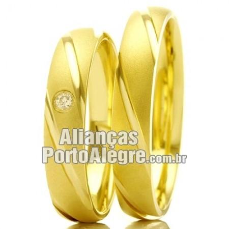 Alianças Porto Alegre em Ouro Baratas