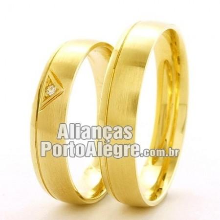 Alianças Baratas de Noivado e Casamento Porto Alegre
