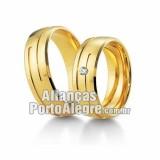 Aliança de noivado Porto Alegre