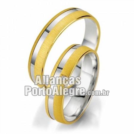 Aliança Porto Alegre de Casamento e Noivado