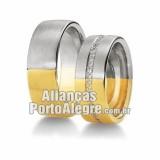 Alianças de casamento Porto Alegre