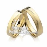 Alianças de casamento Rs