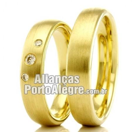 Alianças Porto Alegre  para casamento